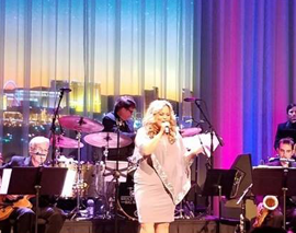 Bruce Harper Big Band with Elisa Fiorillo