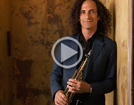 See Video: Kenny G