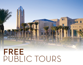Free Public Tours of The Smith Center