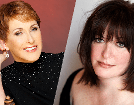 Amanda McBroom and Ann Hampton Callaway Star in Divalicious
