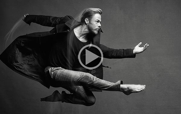 Derek Hough: Live Video